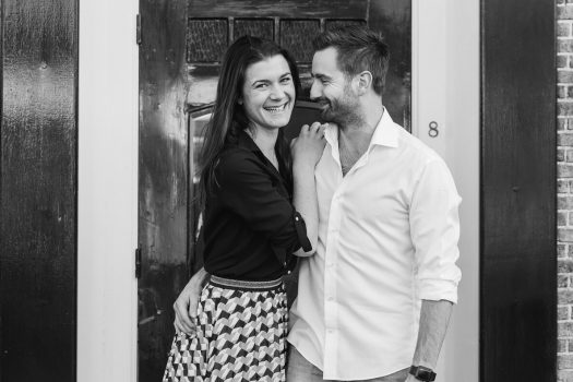 Christiaan en Anne ondernemen in coronatijd
