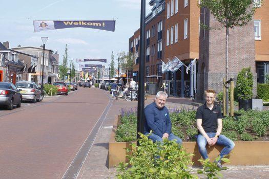 Realisatie Centrumplan Surhuisterveen